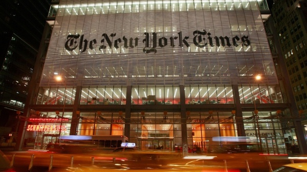 Native Ads and the New York Times: End of Publishing as We Know It?